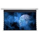 "DELUXX Cinema pantalla motorizada tensionada alto contraste 298 x 168cm, 135"" - DARKVISION"