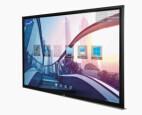 Legamaster STX8650 elektrisch HV freistehend, e-Screen Business Paketlösung