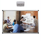 "Legamaster ECO-Paket 1: e-Board Touch 85"" Wandmontage"