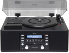 TEAC LP-R550USB-B Phono-, Cassetten-, CD-Recorder, schwarz - Demoware