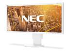 NEC MultiSync EA295WMi, colore bianco