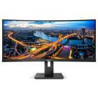 Écran Philips LCD UltraWide incurvé 345B1C/00