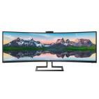 Philips 439P9H/00 display LCD curvo super wide