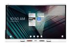 SMART Board 6275S-PW Set interaktiv Display med iQ