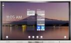 SMART Board MX265-V2-PW interaktives Display mit iQ