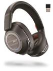 Micro-casque Plantronics Voyager 8200 UC Bluetooth stéréo, noir