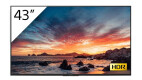 Sony FWD-43X80H/T Android BRAVIA con sintonizador