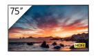 Sony FWD-75X80H/T BRAVIA 4K