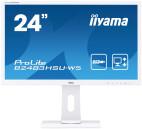 iiyama PROLITE B2483HSU-W5, blanc