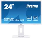iiyama PROLITE B2483HSU-W5, bianco