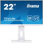 iiyama PROLITE XUB2294HSU-W1, blanc