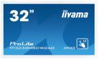 iiyama PROLITE TF3238MSC-W2AG, colore bianco