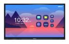 "InFocus INF7540e interaktives 75"" 4K Touchdisplay inkl. HW-SOUNDBAR-4"