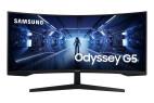 Samsung C34G55TWWU Odyssey G5 Gaming Monitor