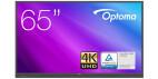 Optoma 3651RK Interaktiver 4K Multi-Touch-Flachbildschirm