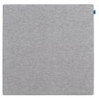 Legamaster BOARD-UP Akustik-Pinboard 75x75cm Quiet grey