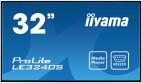 iiyama PROLITE LE3240S-B2