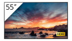 Sony FWD-55X80H/T1 Android BRAVIA con sintonizador