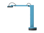 IPEVO VZ-X document camera, 8MP, draadloos, HDMI & USB, 30fps, blauw