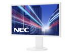 NEC MultiSync E243WMi, weiss