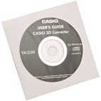 Casio 3D Software (Player + conversor 2D en 3D) YA-D30