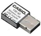 Casio YW-40 Wireless LAN Adapteur