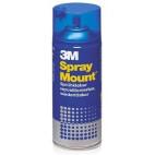 3M spray adhesive spray mount, non-adhesive screen film