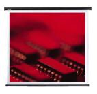 Ecran manuel Reflecta 125 x 125 cm