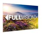 Projecta Rahmenleinwand FullVision, 280 x 158 cm, 16:9, mattweiss
