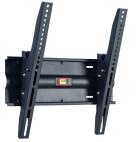 "VCM universal wall mount ""DK 110"", tiltable, black"