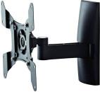 VCM wall mount TS 2, lutbar, roterbar, vridbar, Svart