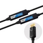 Purelink FX-I240-035 - DisplayPort / Glasfaser Kabel, 35m