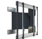 SMS Slim Swing wall mount for LED-Display