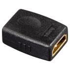 Hama adattatore compatto HDMI (femmina-femmina)