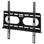 "Hama TV-Wall Bracket FIX ""Ultraslim"", 3 sterren, L, Black"