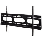"Hama TV Wall Mount FIX ""Ultraslim"", 3 stars, XL, Black"