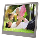 "Hama digital fotoram ""Steel"" Premium, 24,64 cm (9,7"")"