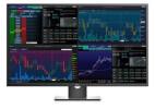"""Dell P4317Q 43"""" Monitor"""