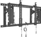 """Chief LVS1U ConnexSys supporto da parete per display videowall, formato paesaggio, nero (40"""" fino a 80"""") (con guide)"""