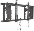 """Chief LVSXU ConnexSys Video Wall väggfäste för displayer, liggande format, svart (40"""" till 80"""") (utan skenor)"""
