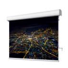 DELUXX schermo a manovella Professional Elegance 4:3 bianco opaco Vision 183 x 137 cm