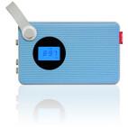 Blaupunkt Retro Design Radio RX 25 Blau