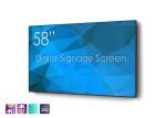 "SWEDX 58"" Digital Signage Screen / nat 4K"