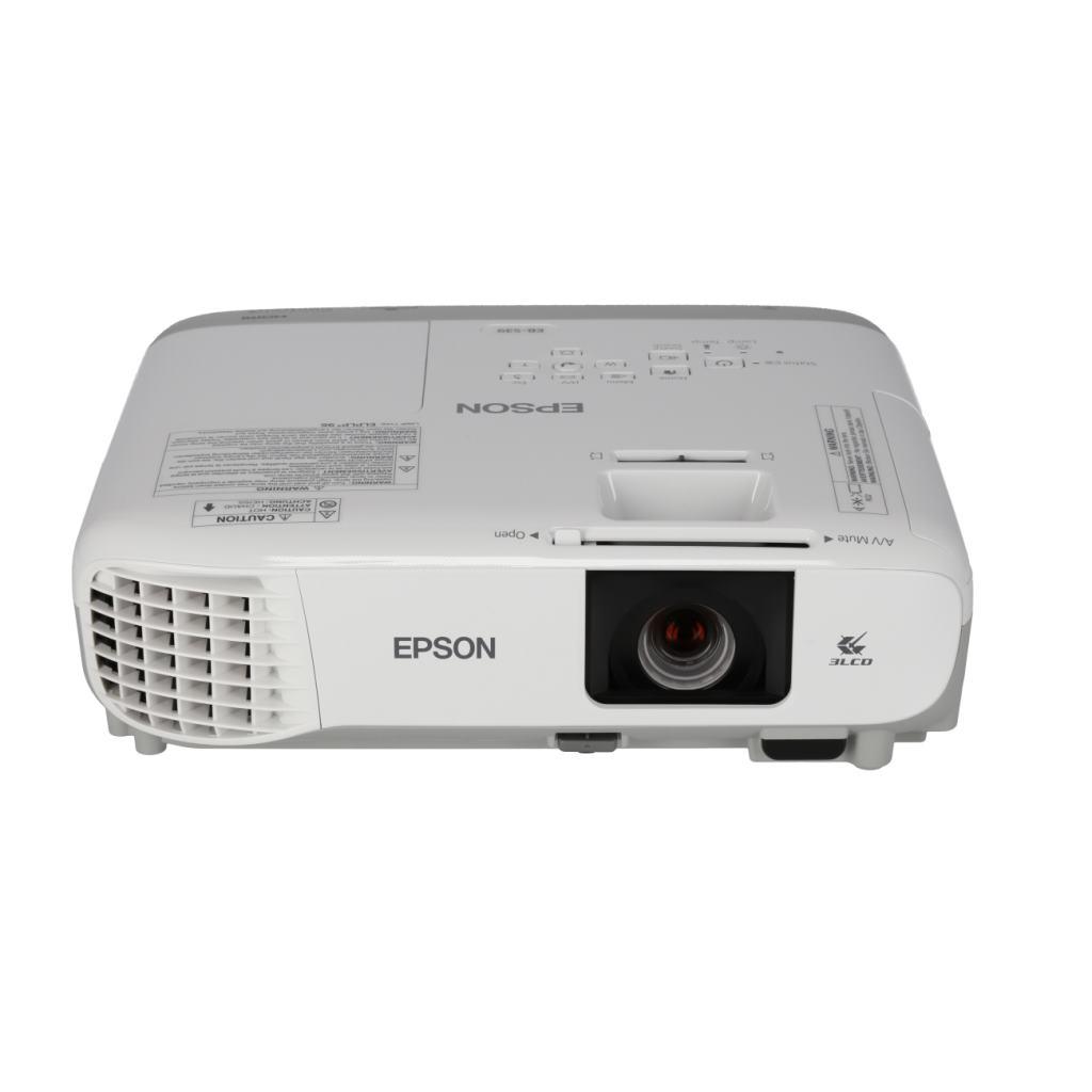 Epson EB-W39 - 360° presentation