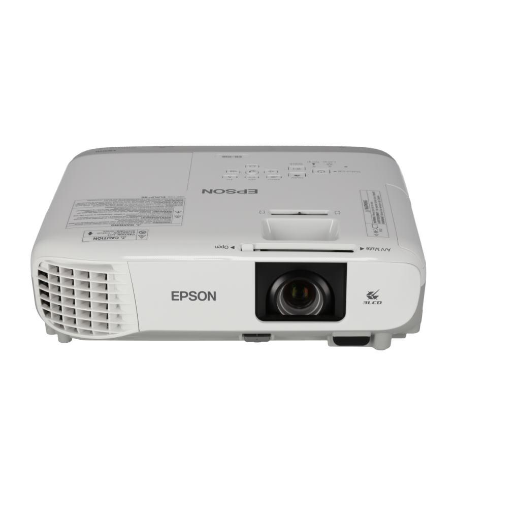 Epson EB-108 - 360° presentation