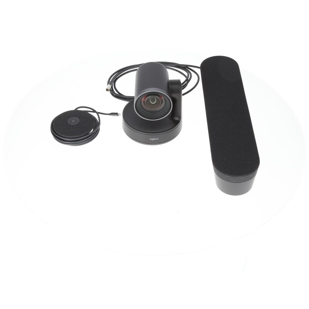 Logitech Rally Videokonferenzsystem 4K - 360° presentation