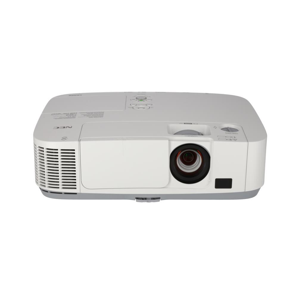 NEC P401W - 360° presentation