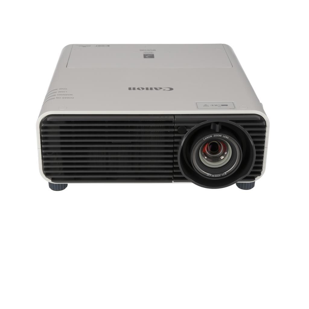 Canon WUX500 - 360° presentation