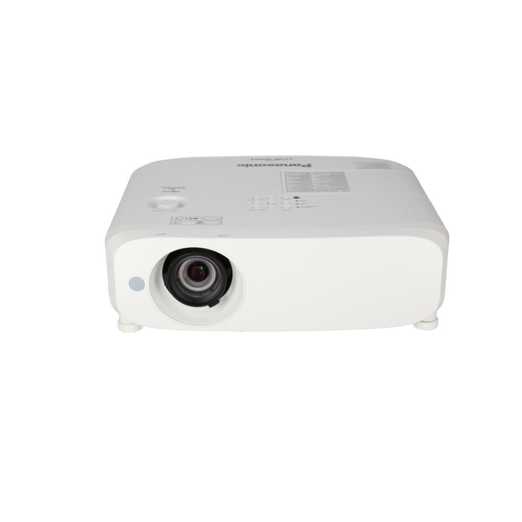 Panasonic PT-VZ580 - 360° presentation