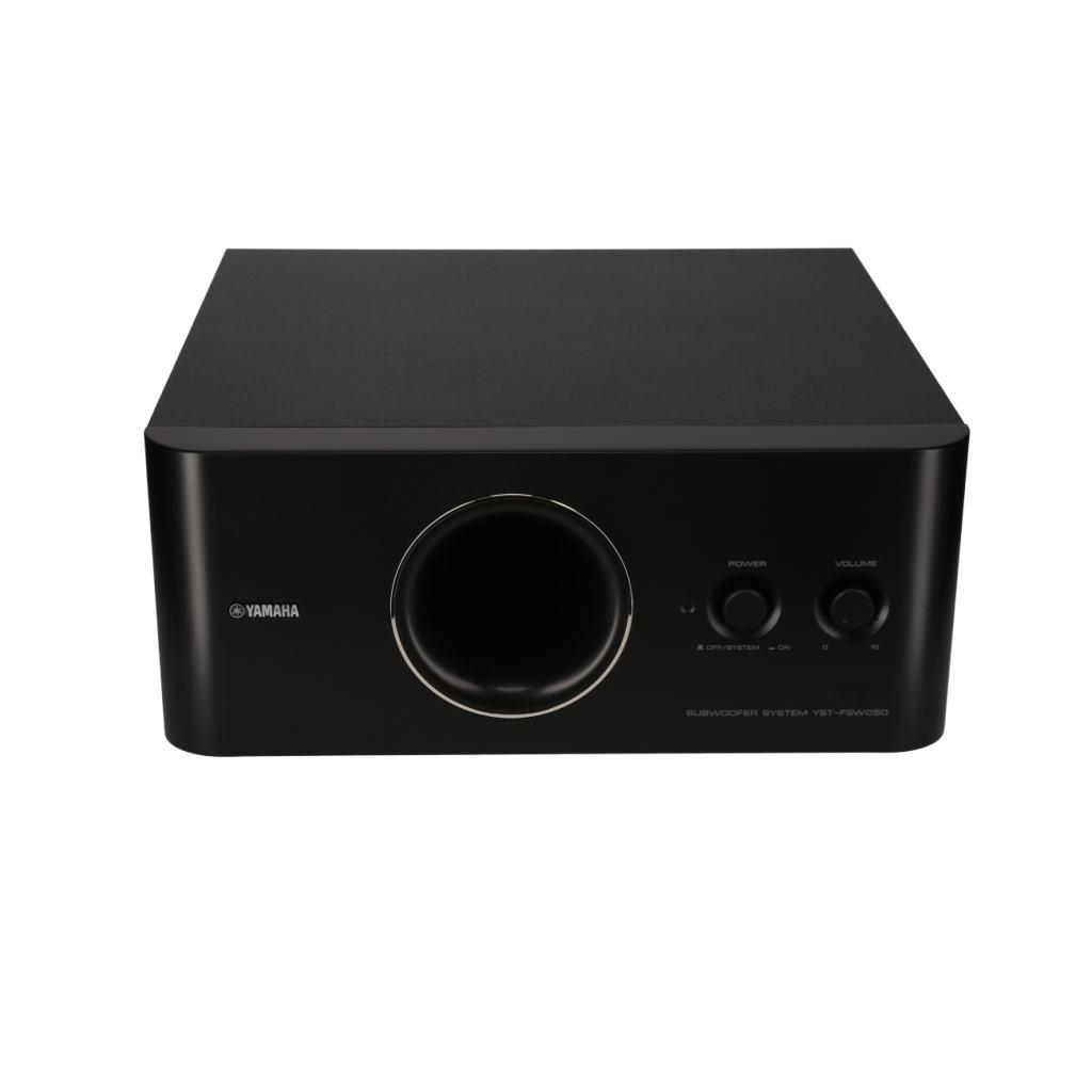 yamaha yst fsw050 schwarz. Black Bedroom Furniture Sets. Home Design Ideas